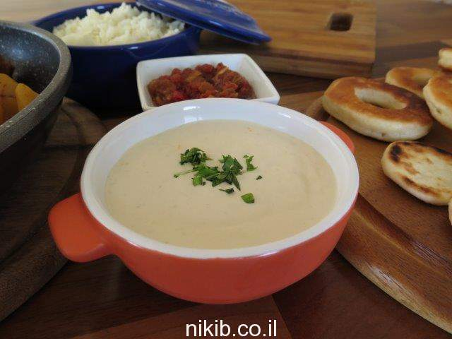 טחינה / ארוחת שישי מתכונים קלים