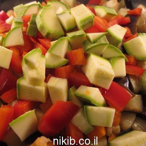 ירקות מבושלים / ארוחת שישי רעיונות ומתכונים