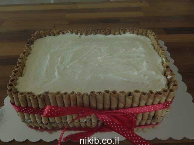 בראוניז קפוצ'ינו
