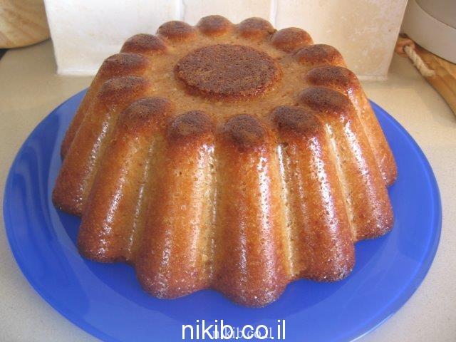 עוגת ריבת חלב זריזה