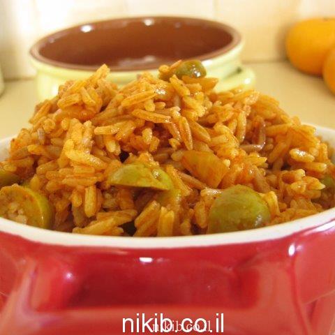איך משדרגים אורז לבן ? / ארוחת שישי רעיונות ומתכונים