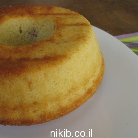 עוגת קוקוס שיש