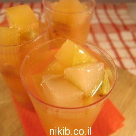 לפתן פירות - קומפוט