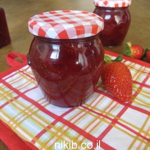 ריבת תות