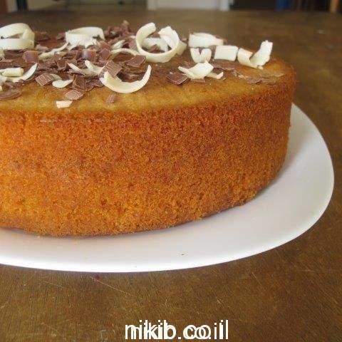 עוגת וניל קינמון / שישי טעים!