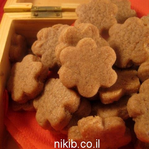 עוגיות שוקולד / עוגיות למשלוח מנות