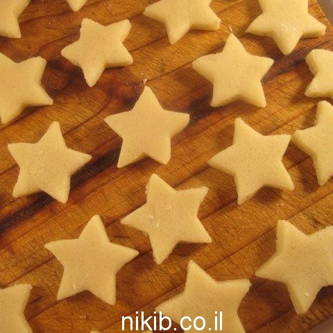 עוגיות חמאה מהירות / עוגיות למשלוח מנות