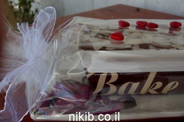 עוגת דבש מושלמת