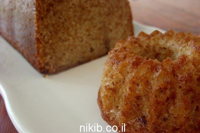 עוגת דבש קלה