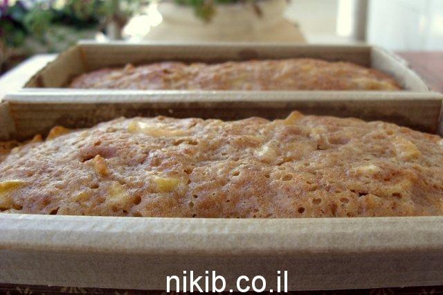 עוגת תפוחים בחושה מעולה / מה שמים במשלוח מנות לפורים ?