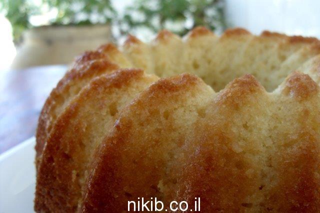 עוגת ספרייט / ארוחת שישי לכל המשפחה