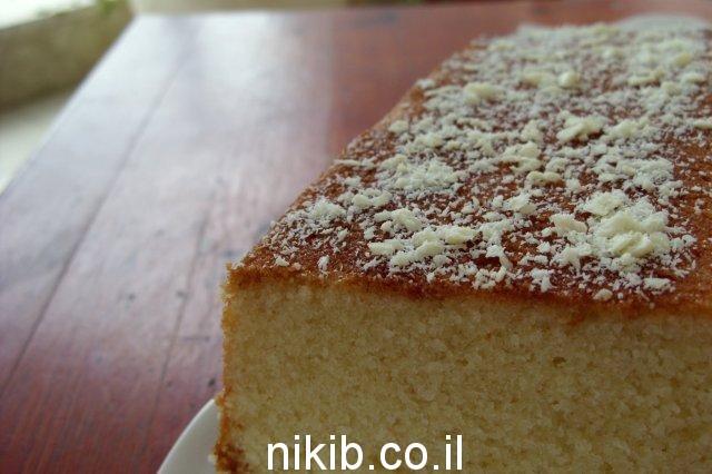 עוגת מייפל קלה