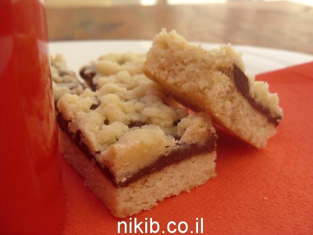 חיתוכיות שוקולד / עוגיות למשלוח מנות