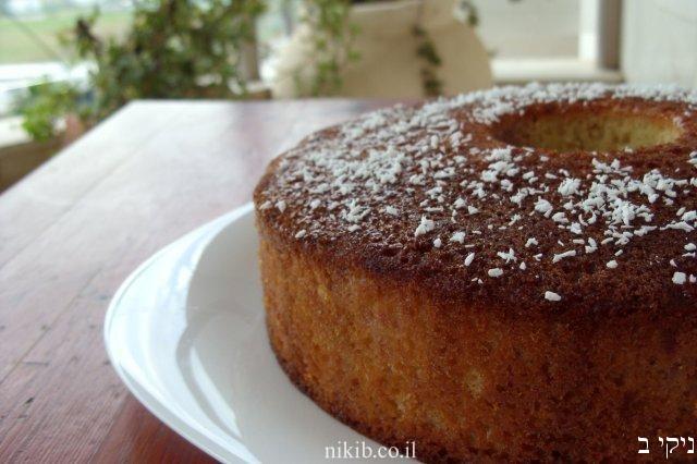 עוגת מייפל