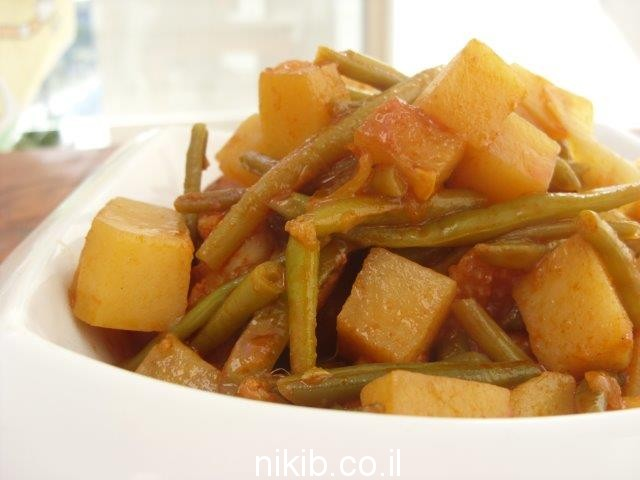 פרגיות עם תפוחי אדמה