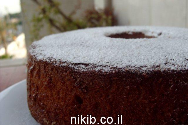 עוגת דבש רכה וטעימה