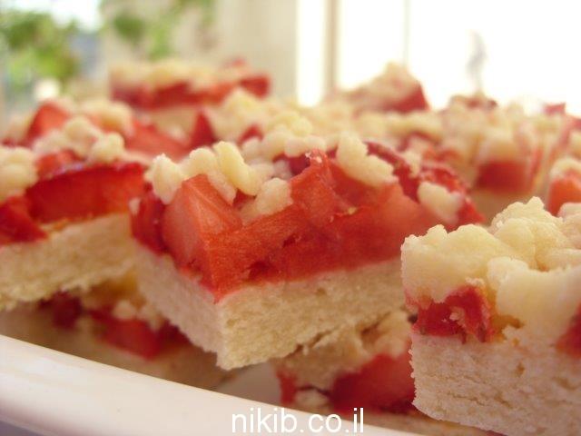 חיתוכיות תותים