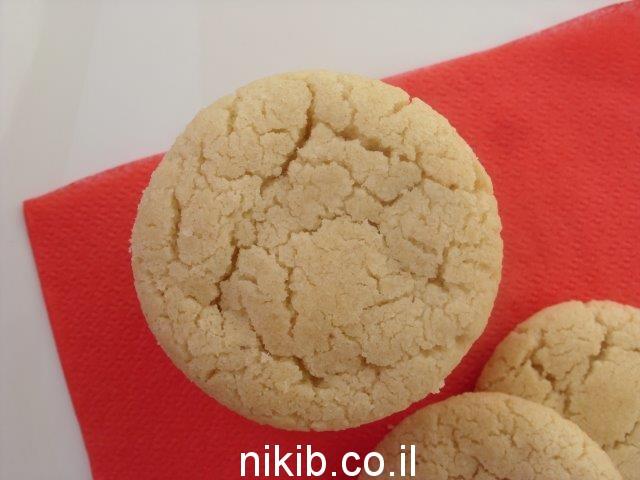עוגיות שקדים / ארוחה טעימה לשישי