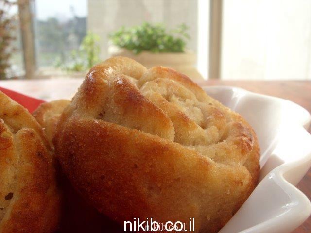 מאפינס בננה וקפה / עוגיות למשלוח מנות
