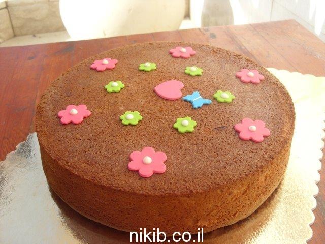 עוגת שיש גדולה / ארוחת שישי משפחתית