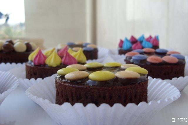 עוגת שוקולד ליום הולדת / בישולים קלים לסוף השבוע