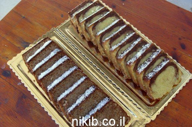 עוגת קינמון ושמנת טעימה להפליא