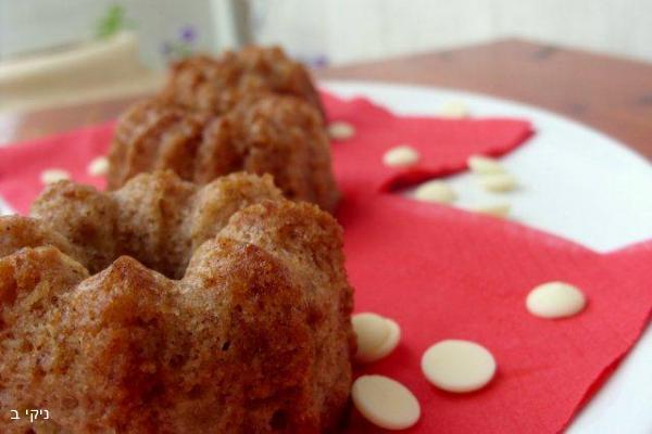 מאפינס תפוח בדבש / עוגיות למשלוח מנות