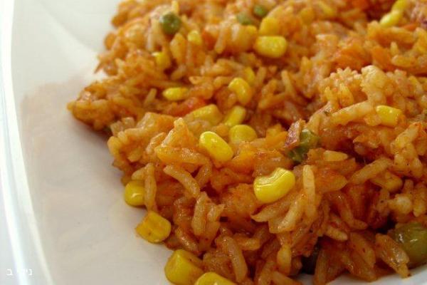 אורז צבעוני